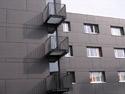 Studentenwohnheim Peter-Schneider-Str., Würzburg | Balkon