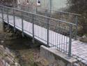 Dorferneuerung Seigendorf | Fußgängerbrücke