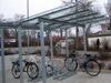 Fahrradüberdachung